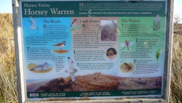 horsey-warren-info-board