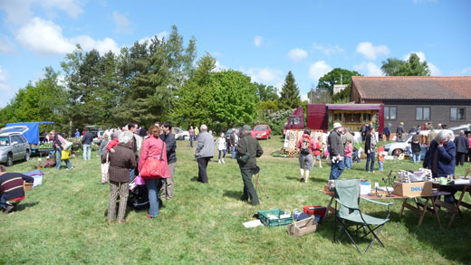 Itteringham May Day Fayre 2011